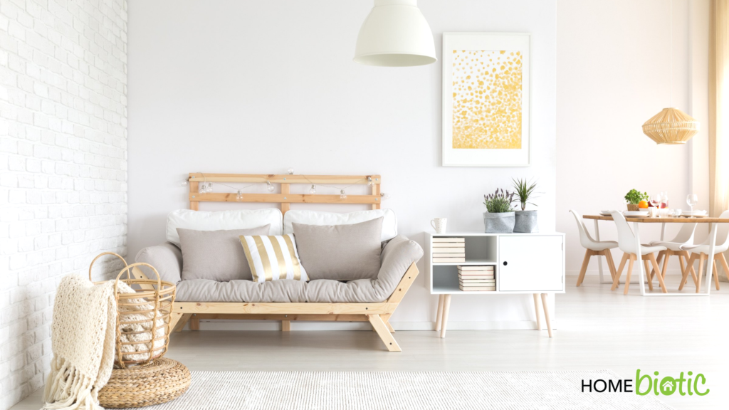 3 Ways To Nurture Your Home Biome  Bright living space